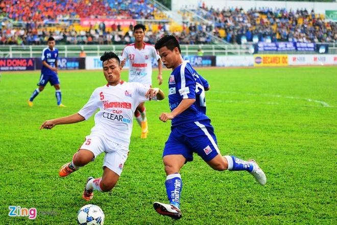 U21 TP HCM bi Gia Lai cam hoa 1-1 trong tran khai man hinh anh 8