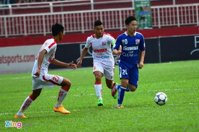 U21 TP HCM bi Gia Lai cam hoa 1-1 trong tran khai man hinh anh 9