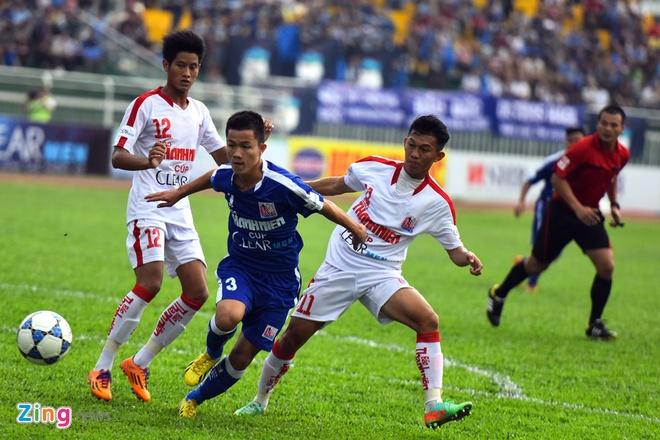 U21 TP HCM bi Gia Lai cam hoa 1-1 trong tran khai man hinh anh 13