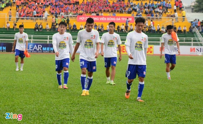 U21 TP HCM bi Gia Lai cam hoa 1-1 trong tran khai man hinh anh 6