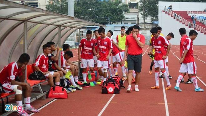 U21 TP HCM bi Gia Lai cam hoa 1-1 trong tran khai man hinh anh 4