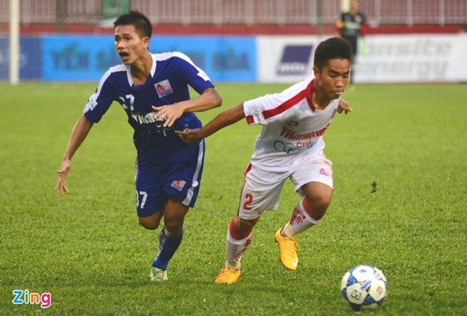 U21 TP HCM bi Gia Lai cam hoa 1-1 trong tran khai man hinh anh 14