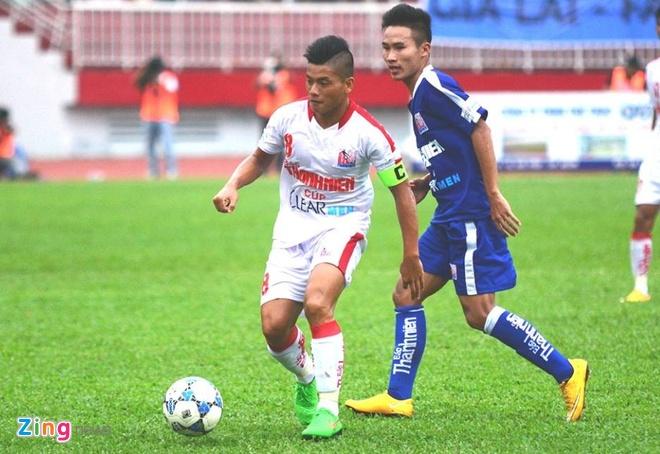U21 TP HCM bi Gia Lai cam hoa 1-1 trong tran khai man hinh anh 1
