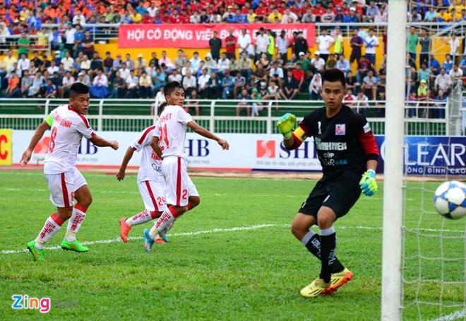 U21 TP HCM bi Gia Lai cam hoa 1-1 trong tran khai man hinh anh 11