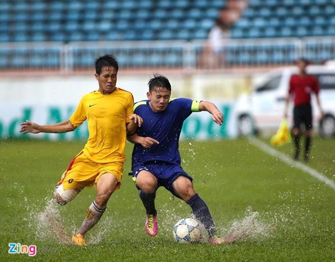U21 TP HCM bi Gia Lai cam hoa 1-1 trong tran khai man hinh anh 3