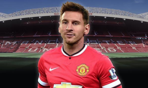 Diem tin 23/10: Manchester United de mat toi Lionel Messi hinh anh