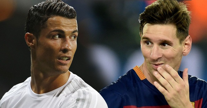 Messi bi gat khoi danh sach 10 VDV gia tri nhat 2015 hinh anh 1