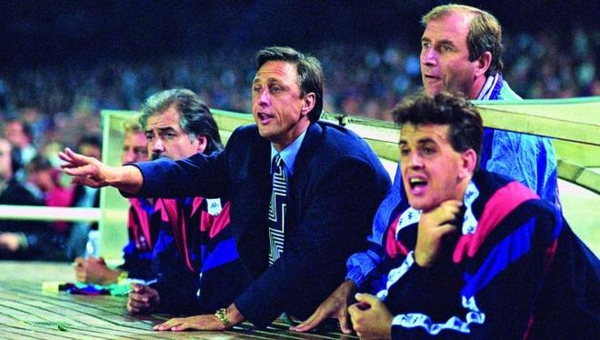Johan Cruyff - Vi thanh xu Catalan hinh anh