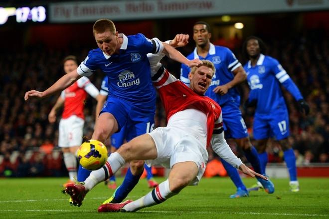 Lich thi dau ngay 24/10: Tam diem tran Arsenal vs Everton hinh anh