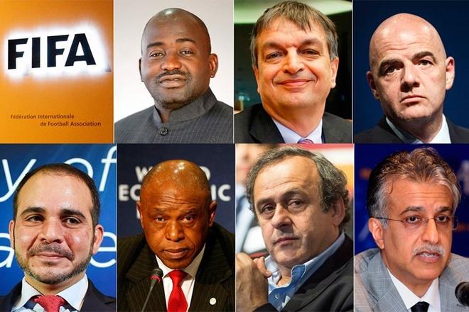 Ung vien nao xung dang thay Sepp Blatter? hinh anh