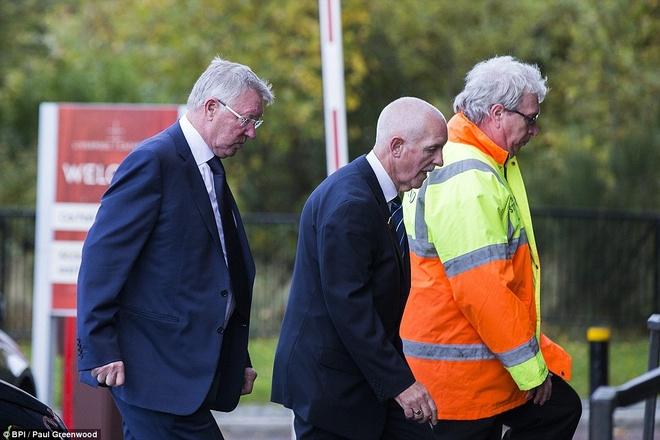 Sir Alex, Rooney du dam tang cua huyen thoai Everton hinh anh