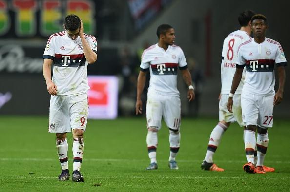 Bayern Munich chiu ket qua hoa dau tien tai Bundesliga hinh anh