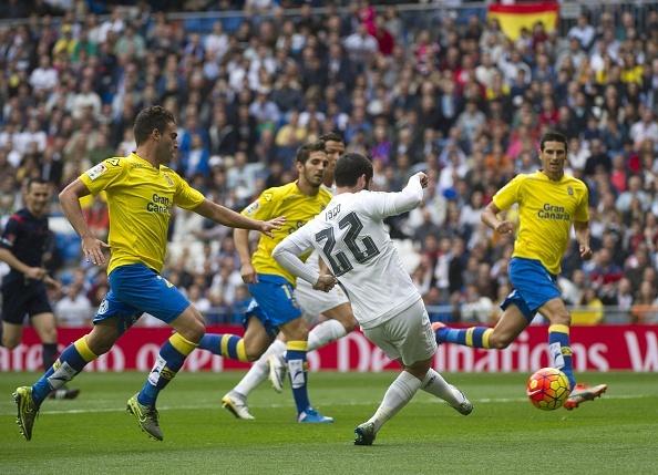 Ronaldo bien Las Palmas thanh nan nhan thu 30 tai La Liga hinh anh 13