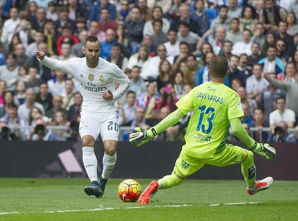 Ronaldo bien Las Palmas thanh nan nhan thu 30 tai La Liga hinh anh 2