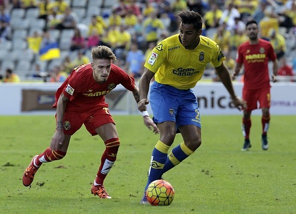 Ronaldo bien Las Palmas thanh nan nhan thu 30 tai La Liga hinh anh 3
