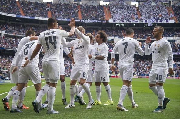 Ronaldo bien Las Palmas thanh nan nhan thu 30 tai La Liga hinh anh 14