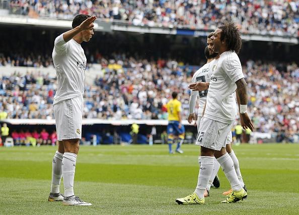 Ronaldo bien Las Palmas thanh nan nhan thu 30 tai La Liga hinh anh 26