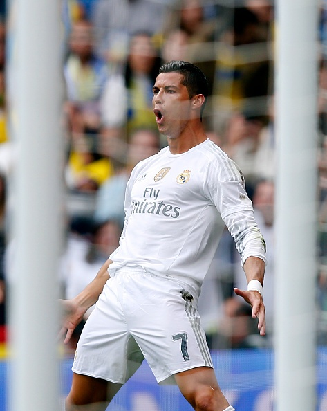 Ronaldo bien Las Palmas thanh nan nhan thu 30 tai La Liga hinh anh 24