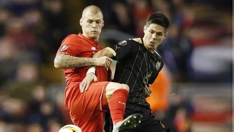 Lich thi dau 5/11: Tam diem tran Rubin Kazan vs Liverpool hinh anh