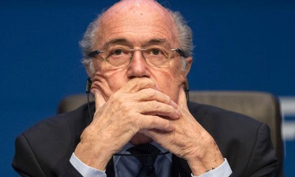 Chu tich Sepp Blatter do benh vi stress hinh anh
