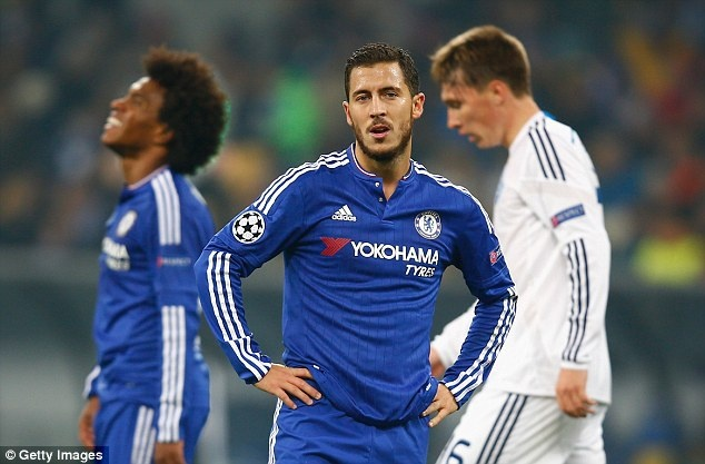 Hazard co the lam nhan chung chong lai Mourinho, Chelsea hinh anh 2