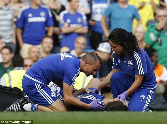 Hazard co the lam nhan chung chong lai Mourinho, Chelsea hinh anh 1