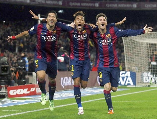 Sao Barca chua tung nhan giai thuong thang tai La Liga hinh anh