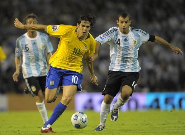 Dai chien Argentina - Brazil qua nhung con so hinh anh