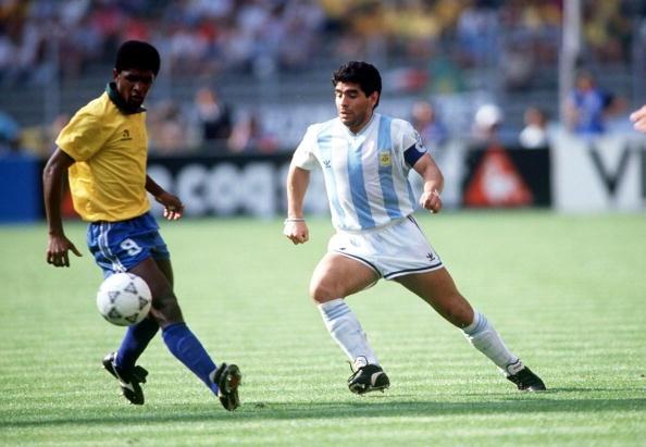 Dai chien Argentina - Brazil qua nhung con so hinh anh 3