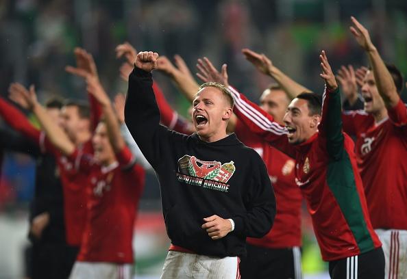 Tong hop tran dau: Hungary 2-1 Na Uy hinh anh