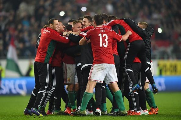 Danh bai Na Uy, Hungary doat ve du vong chung ket EURO 2016 hinh anh 1