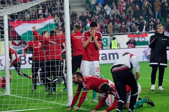Danh bai Na Uy, Hungary doat ve du vong chung ket EURO 2016 hinh anh 3