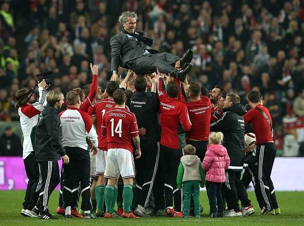 Danh bai Na Uy, Hungary doat ve du vong chung ket EURO 2016 hinh anh 2