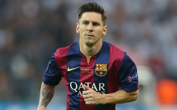 Diem tin 16/11: Messi tung tinh gia nhap Arsenal he vua qua hinh anh 1