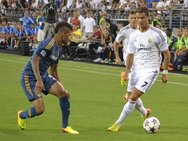 Ronaldo gia nhap doi bong nao neu roi Real Madrid? hinh anh 5