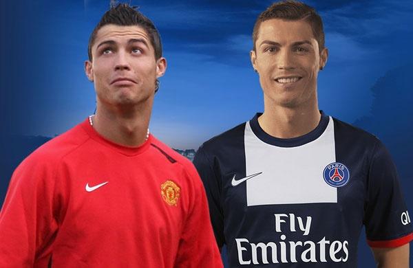 Ronaldo gia nhap doi bong nao neu roi Real Madrid? hinh anh