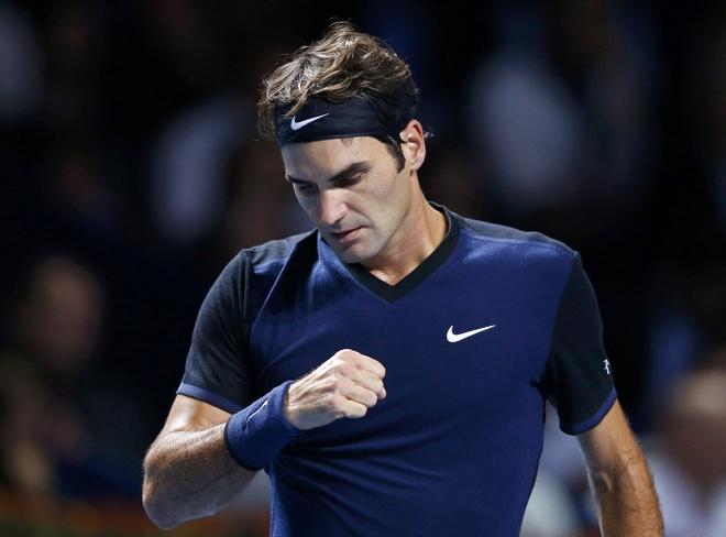Federer va diep vu lon nhat mua giai hinh anh 3