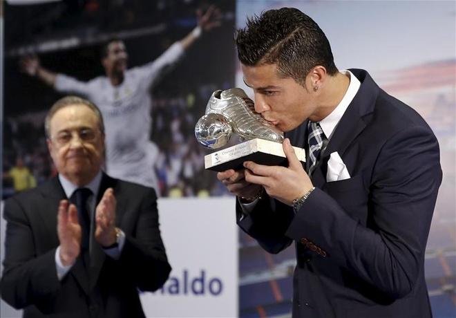 Dung nghi Perez khong dam dung toi Ronaldo hinh anh