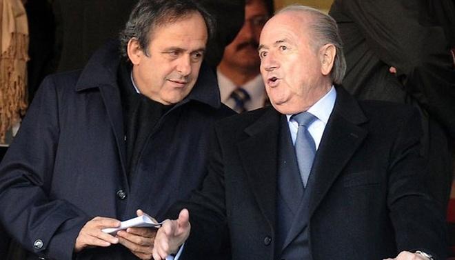 Don khang an cua Blatter va Platini bi bac bo hinh anh