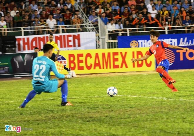 HAGL thua U19 Han Quoc 0-1 o tran khai man U21 quoc te hinh anh 18