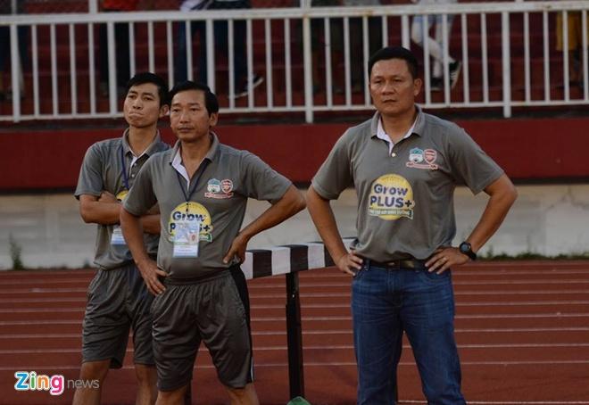 HAGL thua U19 Han Quoc 0-1 o tran khai man U21 quoc te hinh anh 7