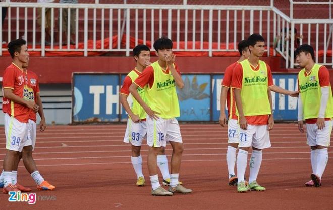 HAGL thua U19 Han Quoc 0-1 o tran khai man U21 quoc te hinh anh 5