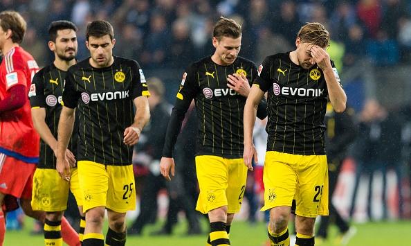 Dortmund thuc thu 1-3 tren san cua Hamburg hinh anh
