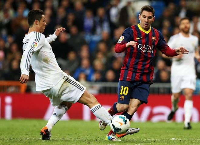 Barcelona va su bien the ngay vang Messi hinh anh