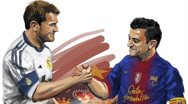 Dai thang 4-0 tai Bernabeu, Barca bo xa Real 6 diem hinh anh 3