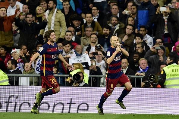 Dai thang 4-0 tai Bernabeu, Barca bo xa Real 6 diem hinh anh 28