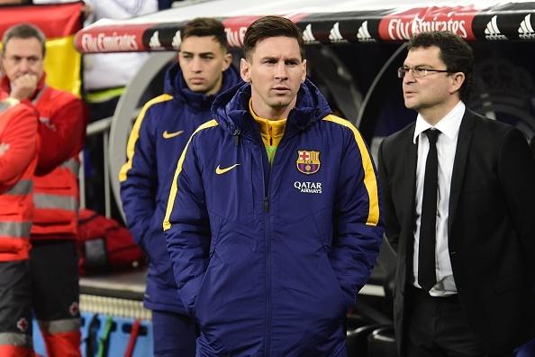 Dai thang 4-0 tai Bernabeu, Barca bo xa Real 6 diem hinh anh 27