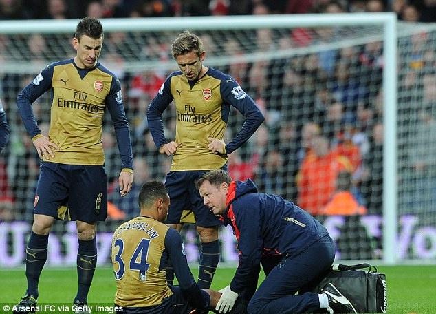 Arsenal khung hoang tien ve sau tran thua West Brom hinh anh