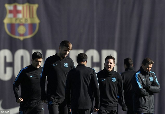 Messi san sang da chinh o cuoc tiep don Roma hinh anh 11