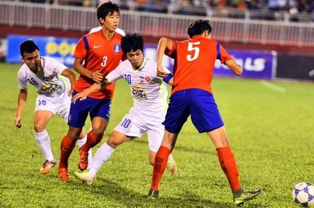 Lich thi dau 24/11: Tam diem tran U21 Myanmar vs U21 HAGL hinh anh
